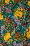 antique textile tropical