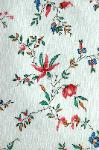 antique textile vintage floral